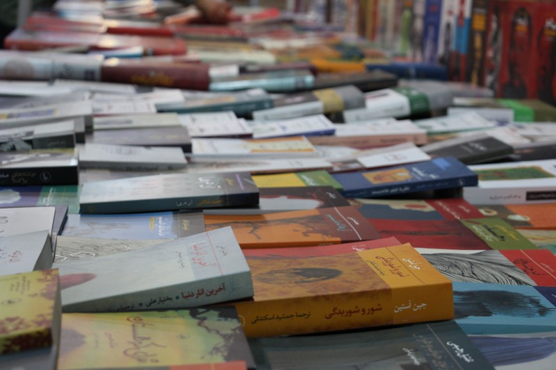 نمایشگاه کتاب اهواز / عکس